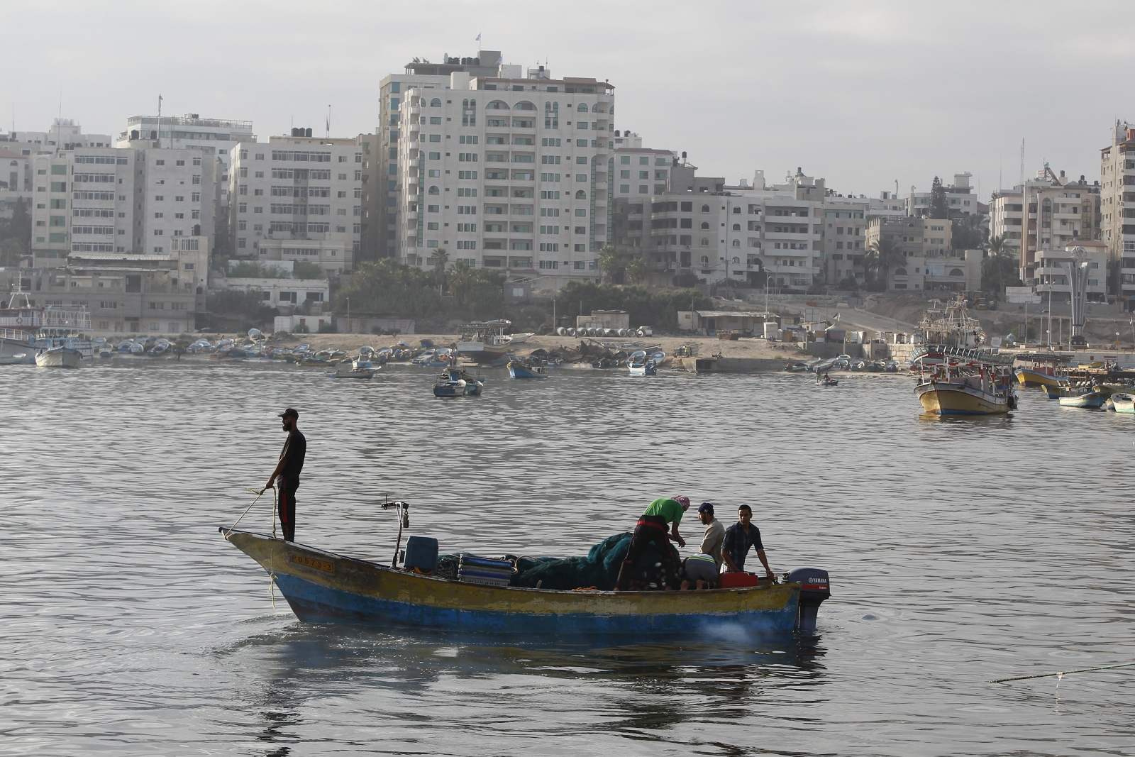 Gaza Strip: Islamic Jihad Says Long-Term Israel Truce Will Be Signed After End of Five-Day Ceasefire