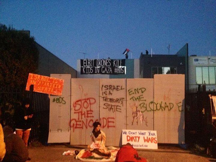 Melbourne Palestine Action Group