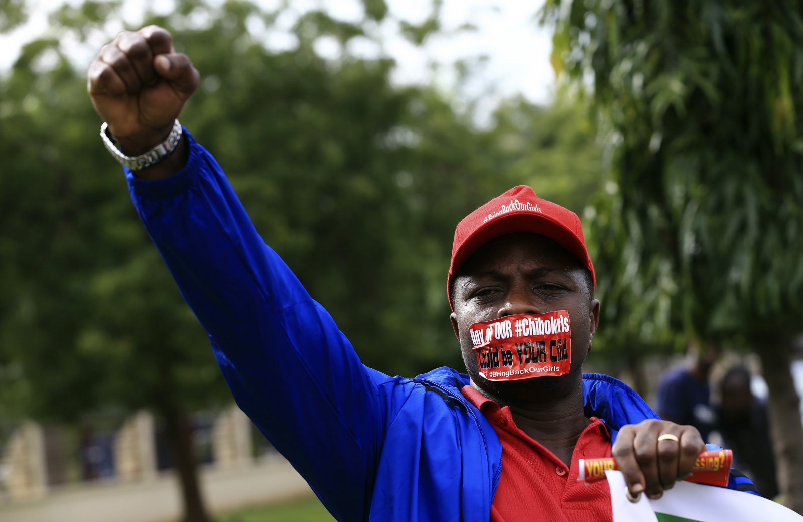 Nigeria Boko Haram Insurgency