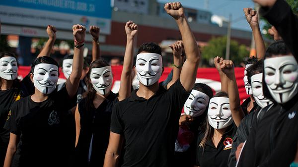 Anonymous #OpFerguson Brought Incident to the Attention of the World