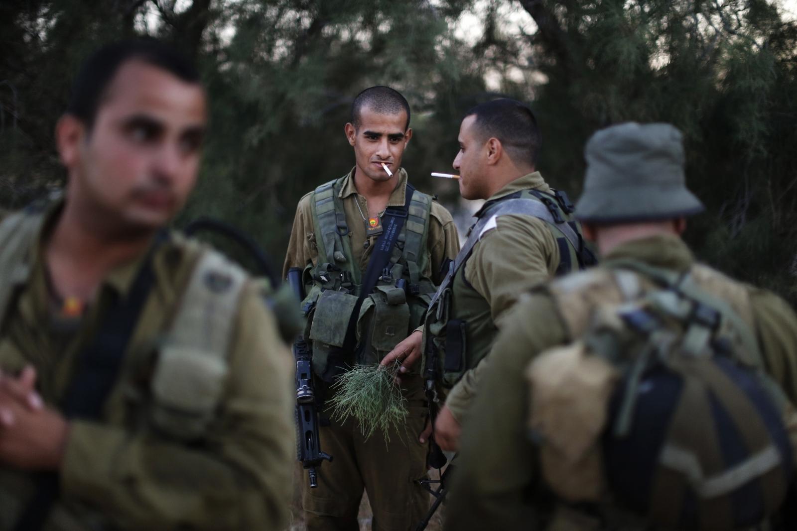 IDF Israel Hamas Gaza
