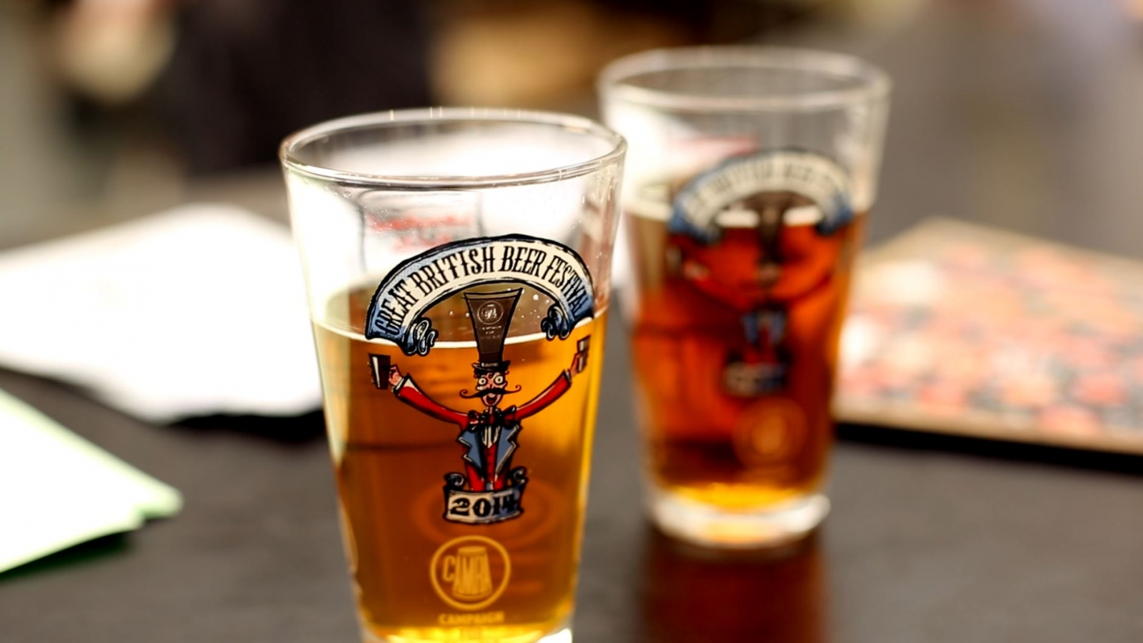 Great British Beer Festival 2014: Inside the UK's Biggest Annual Beer Event