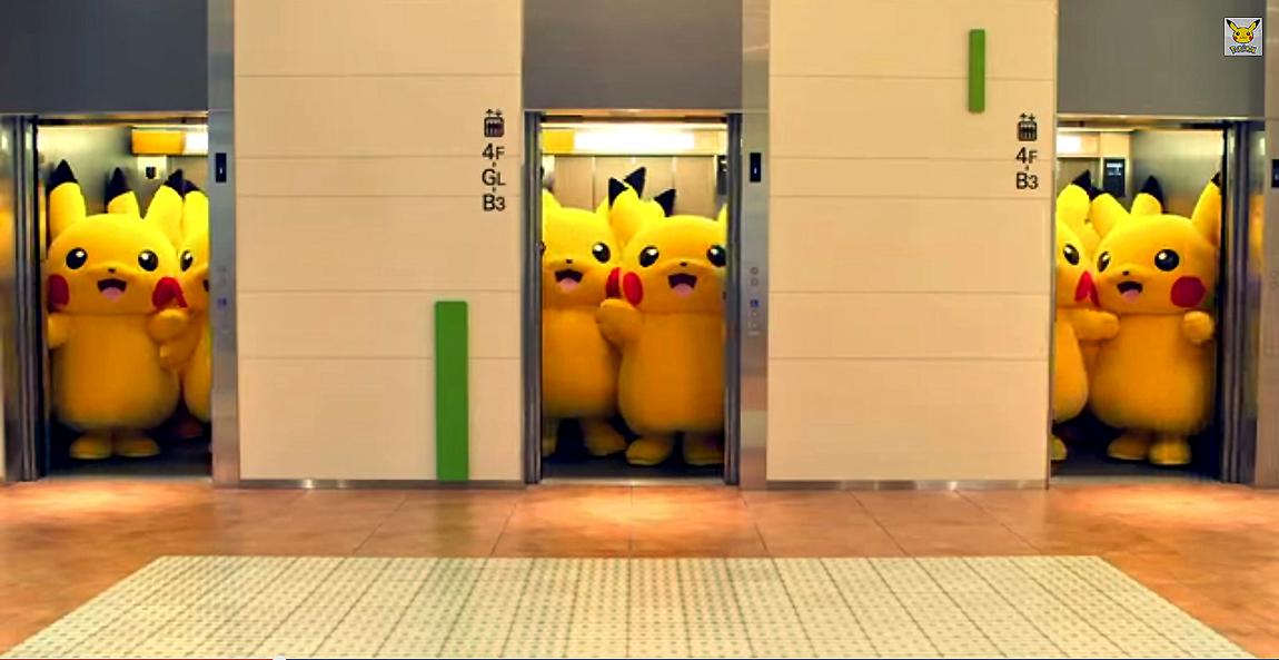 Pikachu outbreak festival in Yokohama, Japan 4