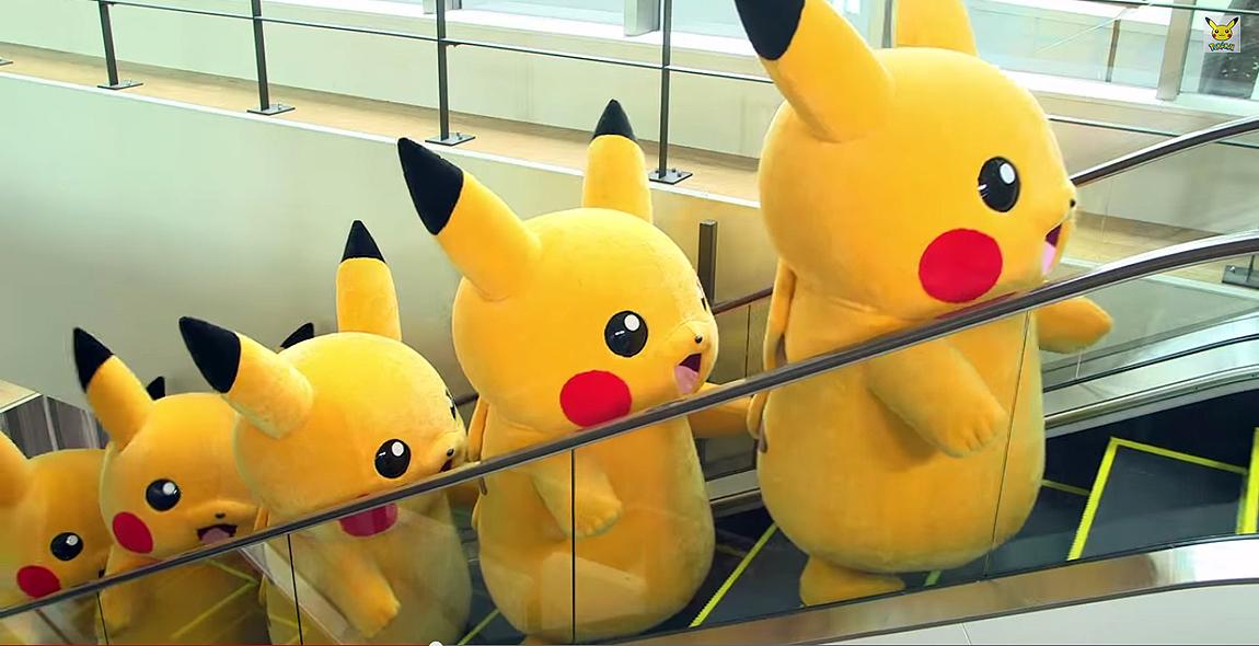 Pikachu outbreak festival in Yokohama, Japan 5