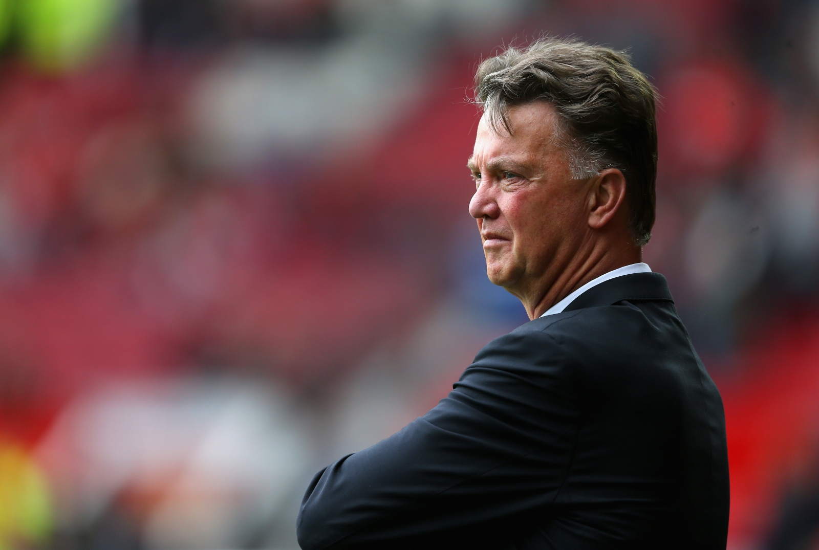 Manchester United Transfer News: Louis Van Gaal Admits Red