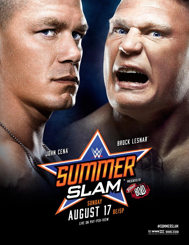WWE Summerslam 2014