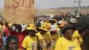 south africa rape