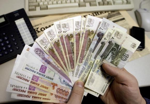 Ruble notes