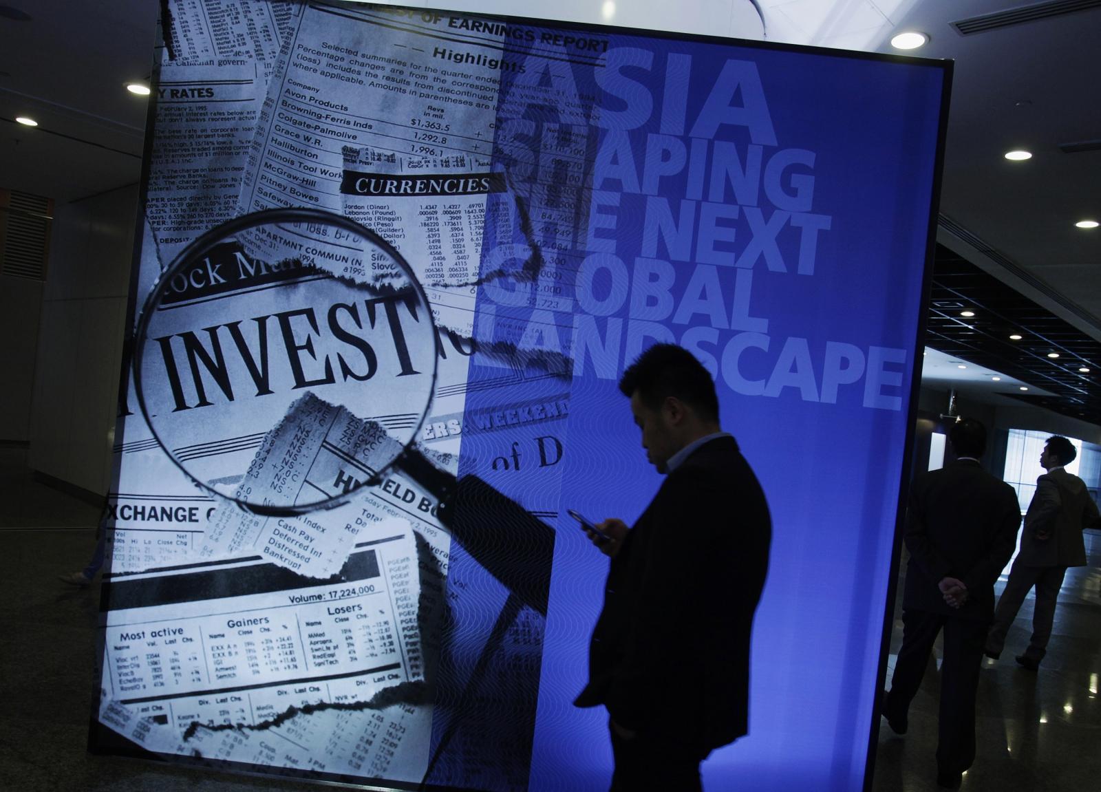 Asian Financial Forum in Hong Kong