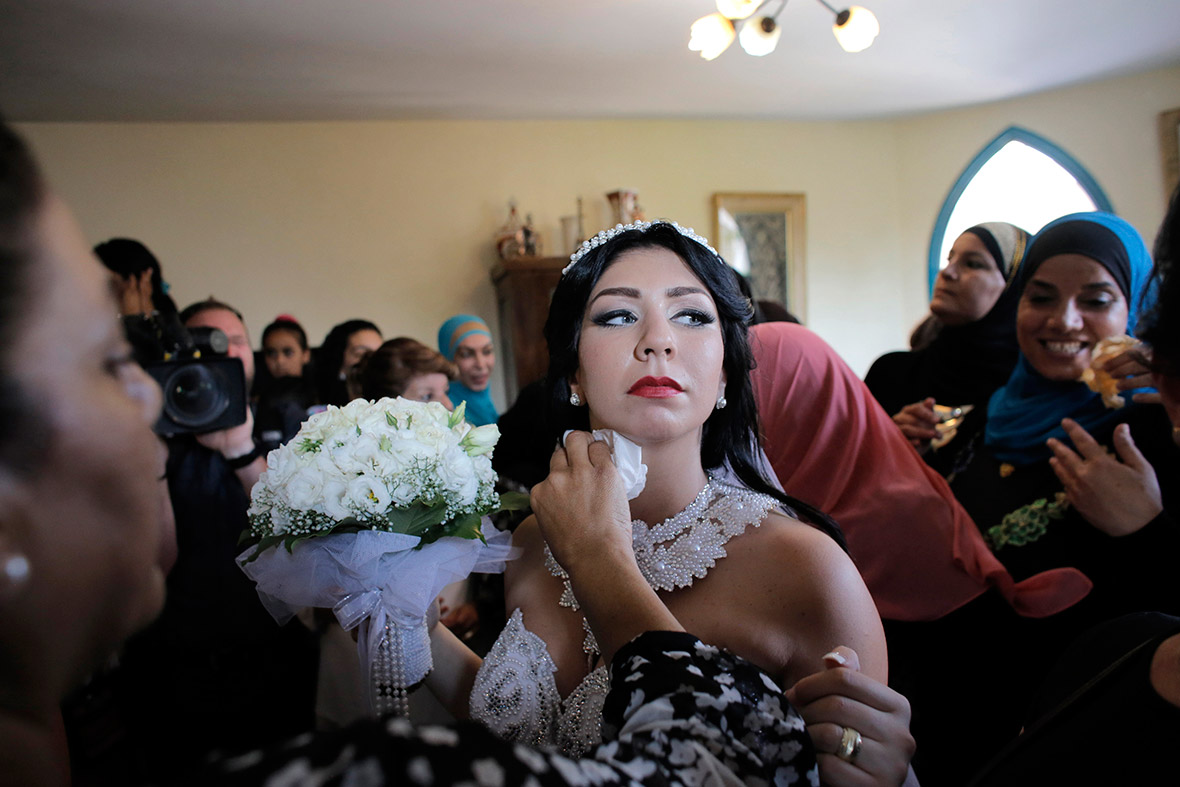 israel Jewish Muslim wedding