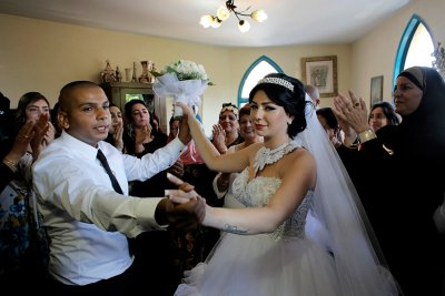 israel Jewish Muslim wedding