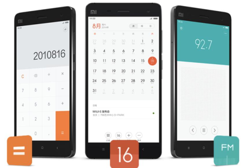 Xiaomi launches MIUI 6
