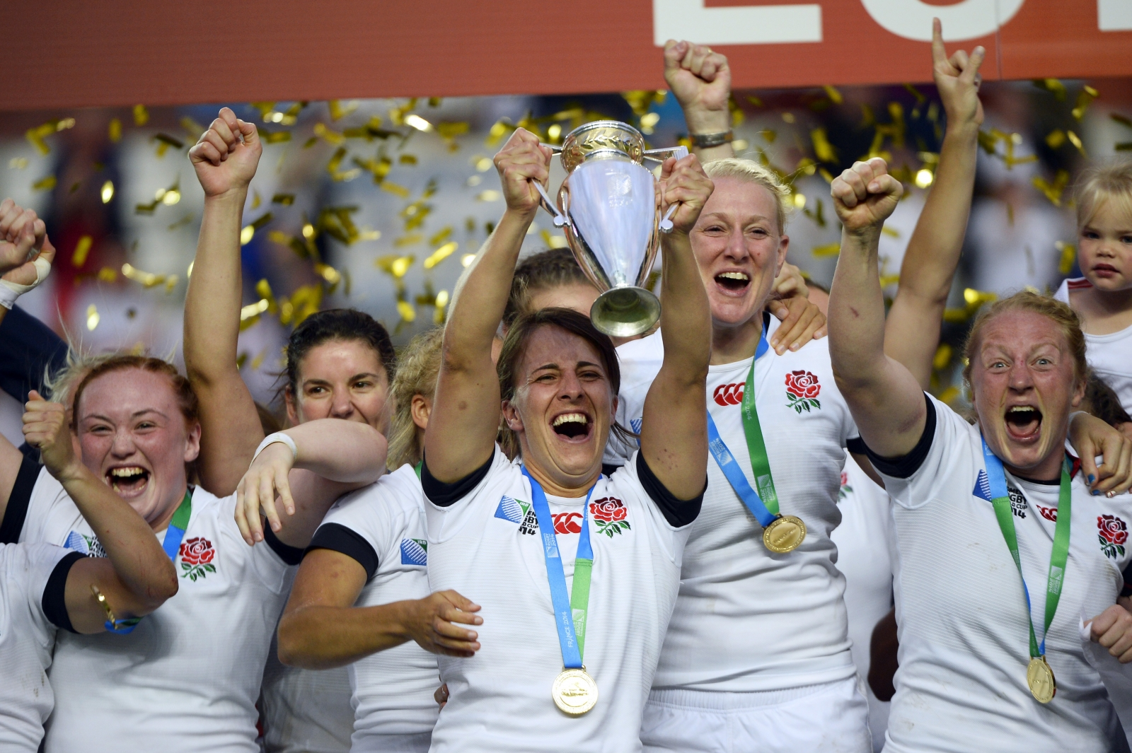 England win 2014 Women's Rugby World Cup
