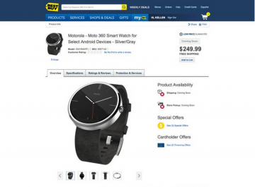 Best Buy Reveal Moto 360 Price