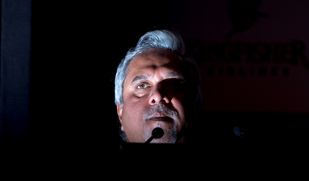 India: Liquor Baron Vijay Mallya May Face Board Ouster if Tagged 'Wilful Defaulter'