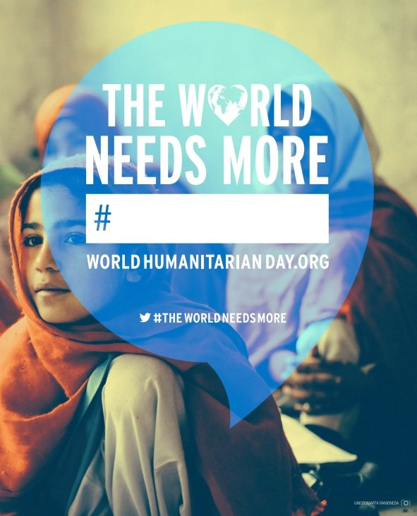 World Humanitarian Day 2014