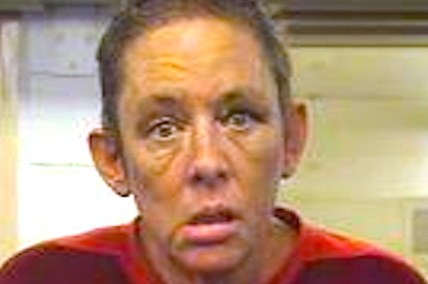 Shari Knight is accused of having sex with dogs and then trying to poison their owner