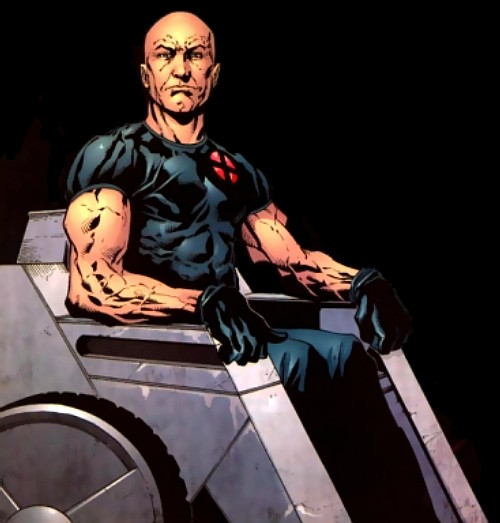 Professor X, X-Men (21 percent)