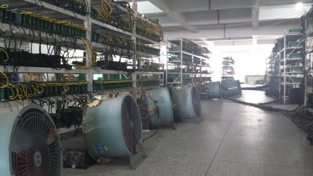china bitcoin mine