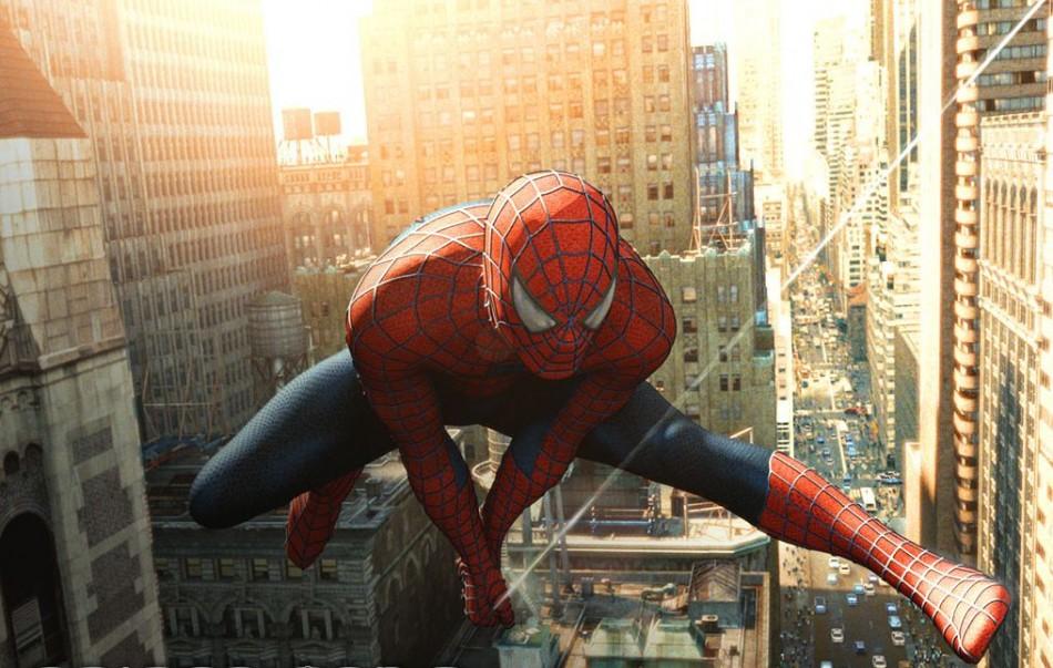 Spiderman, Spiderman (3 percent)