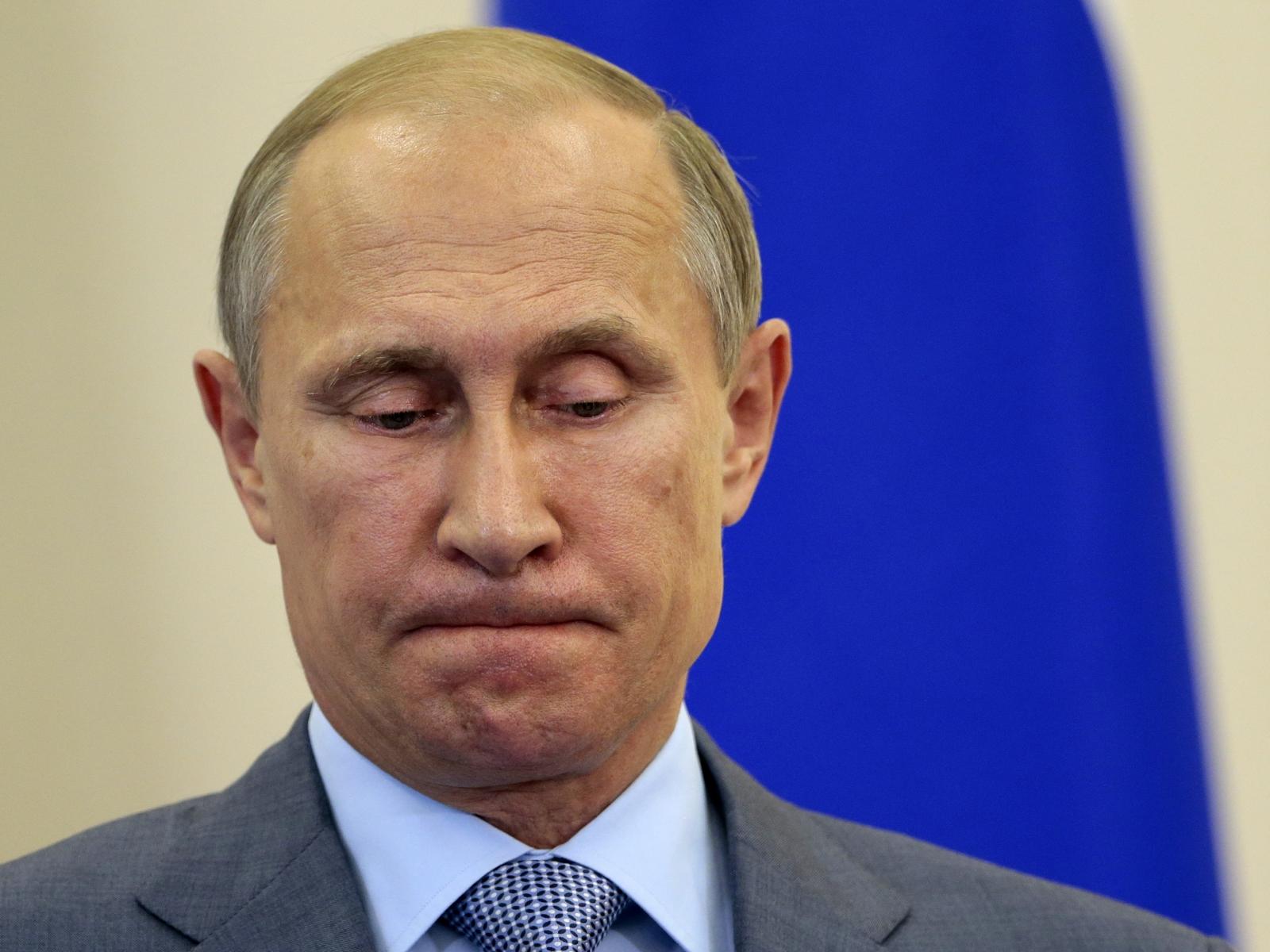 Russia President Vladimir Putin
