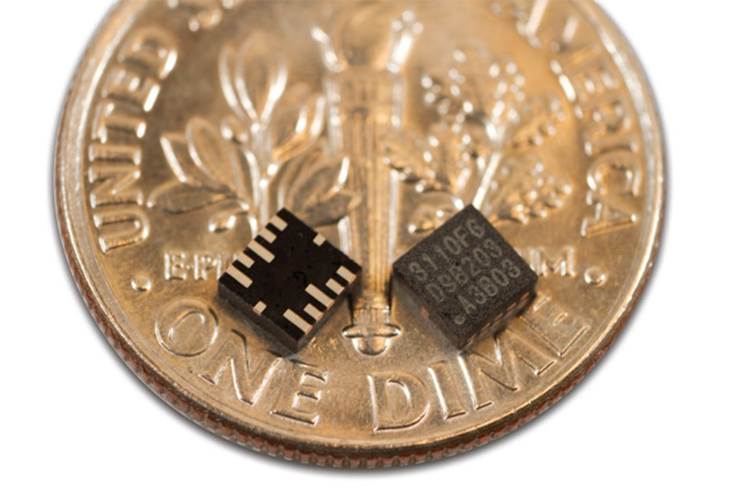 wearable electronics tech microchip