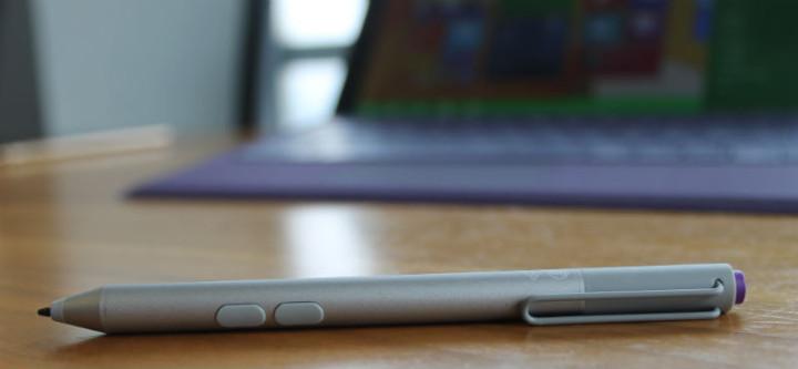 Microsoft Surface Pro 3 Review Pen