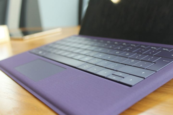 Microsoft Surface Pro 3 Review Type Cover