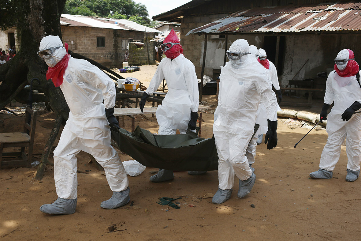 is it possible to control the ebola epidemic Exactly a year ago, health-care officials first confirmed terrifying news: there was an outbreak of ebola in west africa and franklin umenze, a doctor living in nigeria, knew he wanted to help.