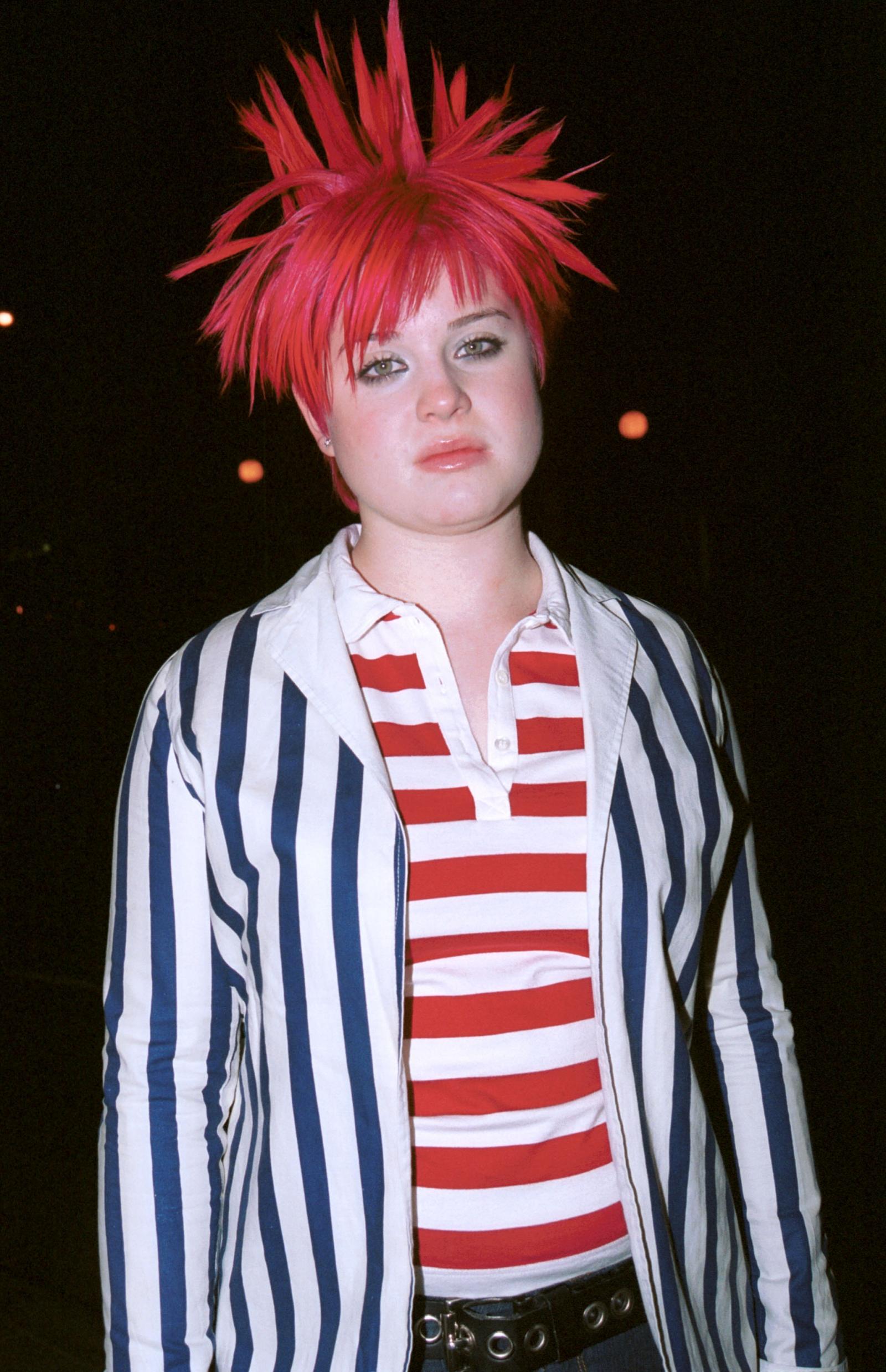 Kelly Osbourne circa 2002
