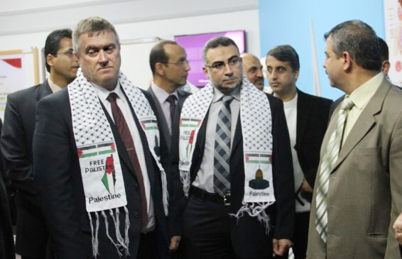 Israel Gaza Diplomat