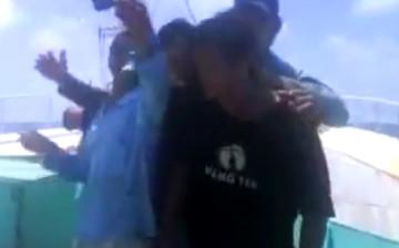 fiji fishermen