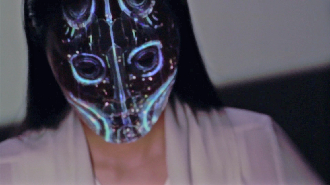 Omote - New face scanning 3D projection technology