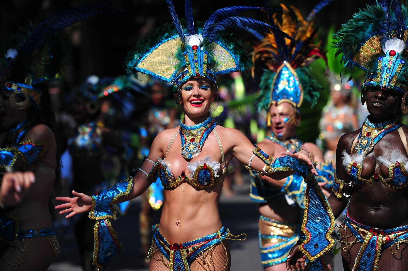 Notting Hill Carnival happens this weekend and police launched raid on homes ahead of the fun