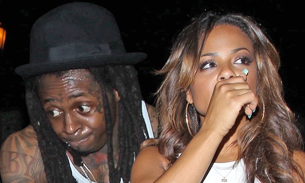 Christina Milian and Lil Wayne