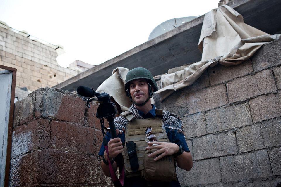 US journalist James Foley beheaded by 'British jihadist'