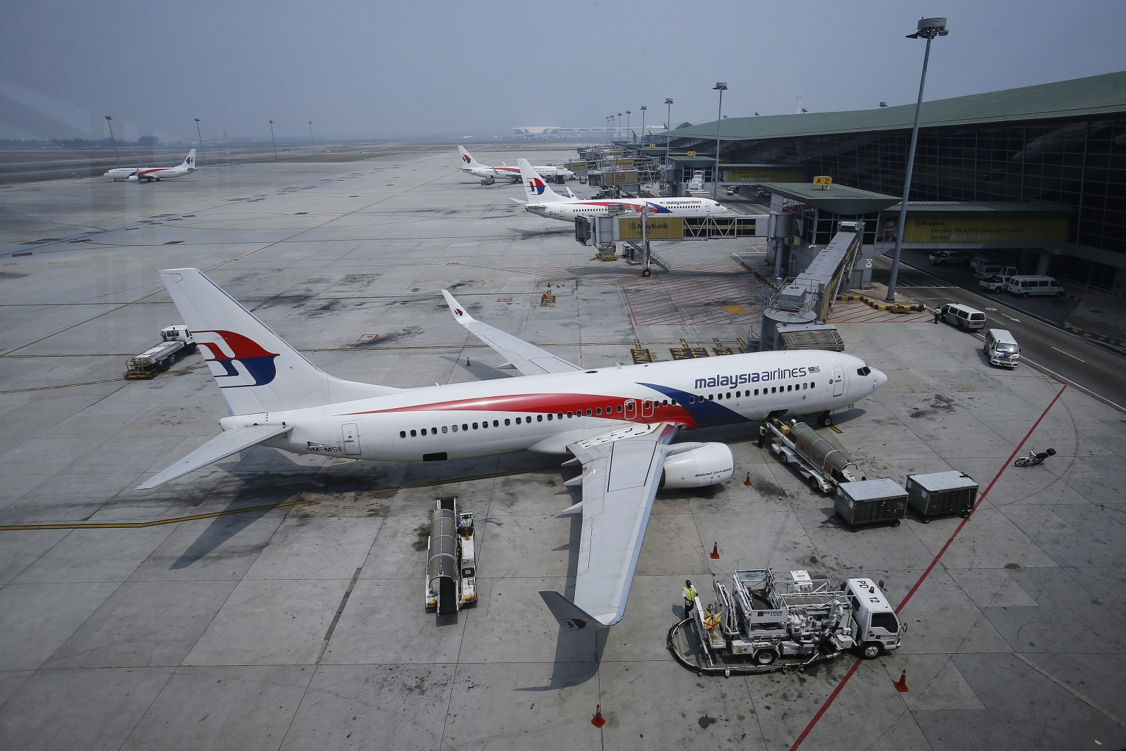 Malaysia Airlines MH370 missing and conspiracy theories