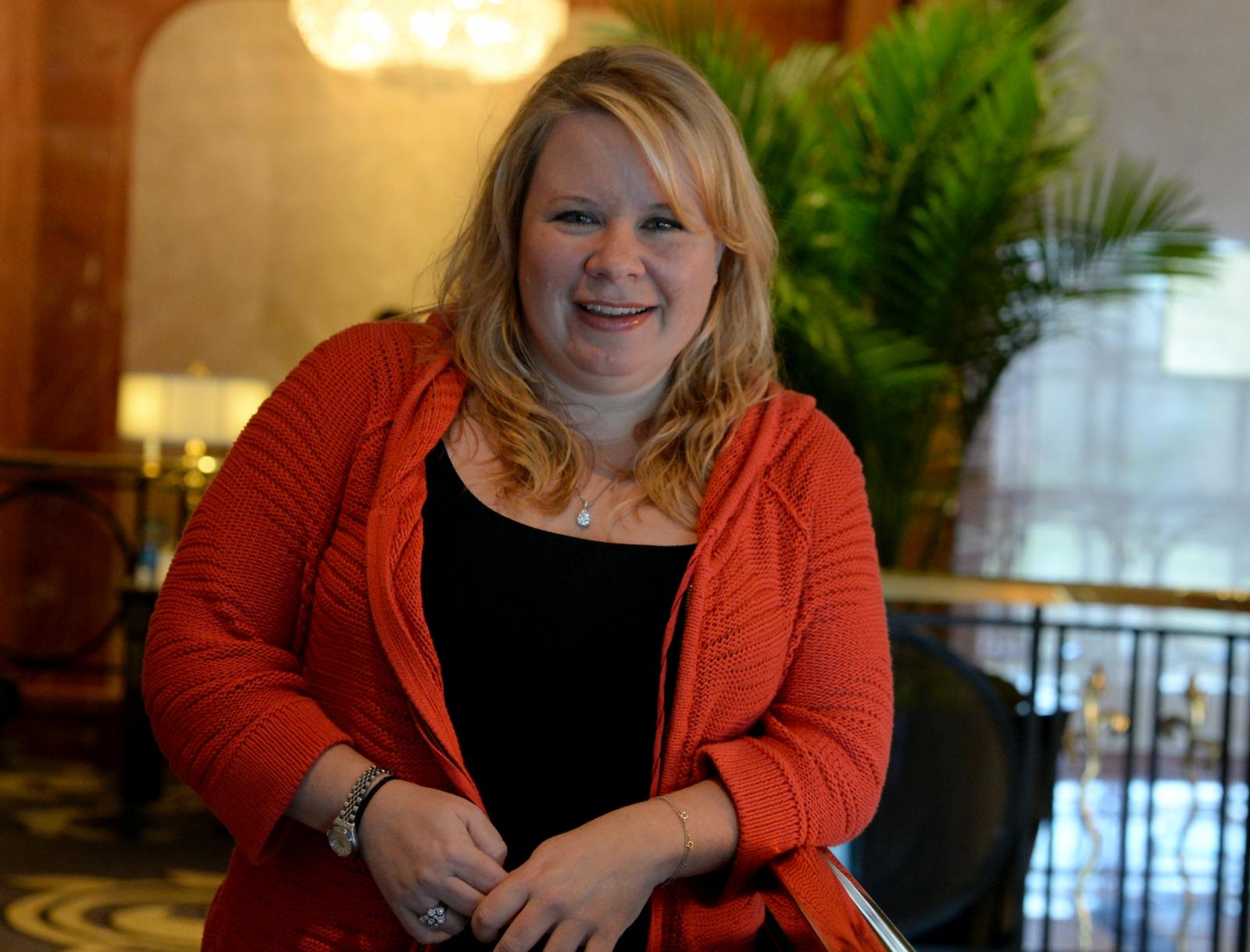 The Vampire Diaries Creator Julie Plec