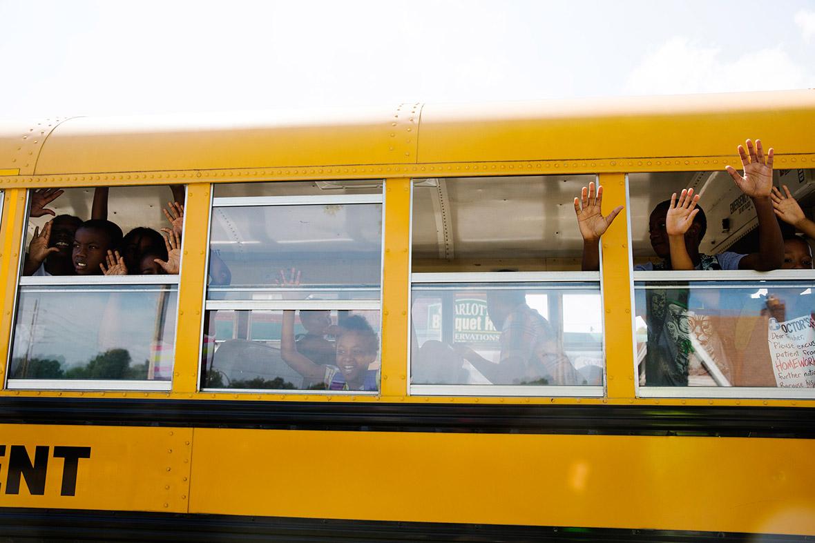 ferguson school bus
