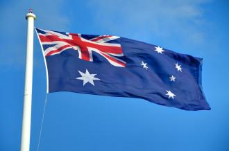 australia bitcoin tax flag
