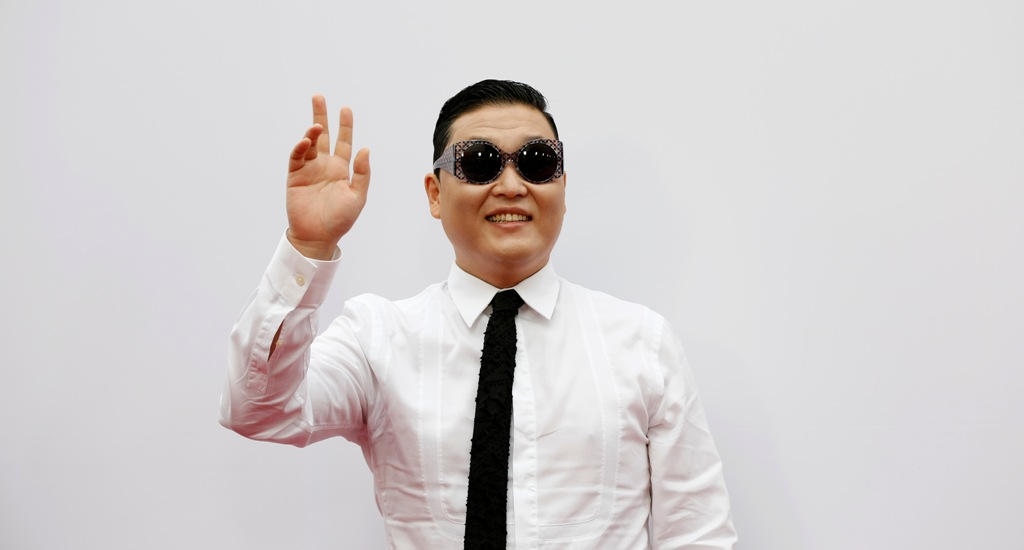 Korean Rapper Psy