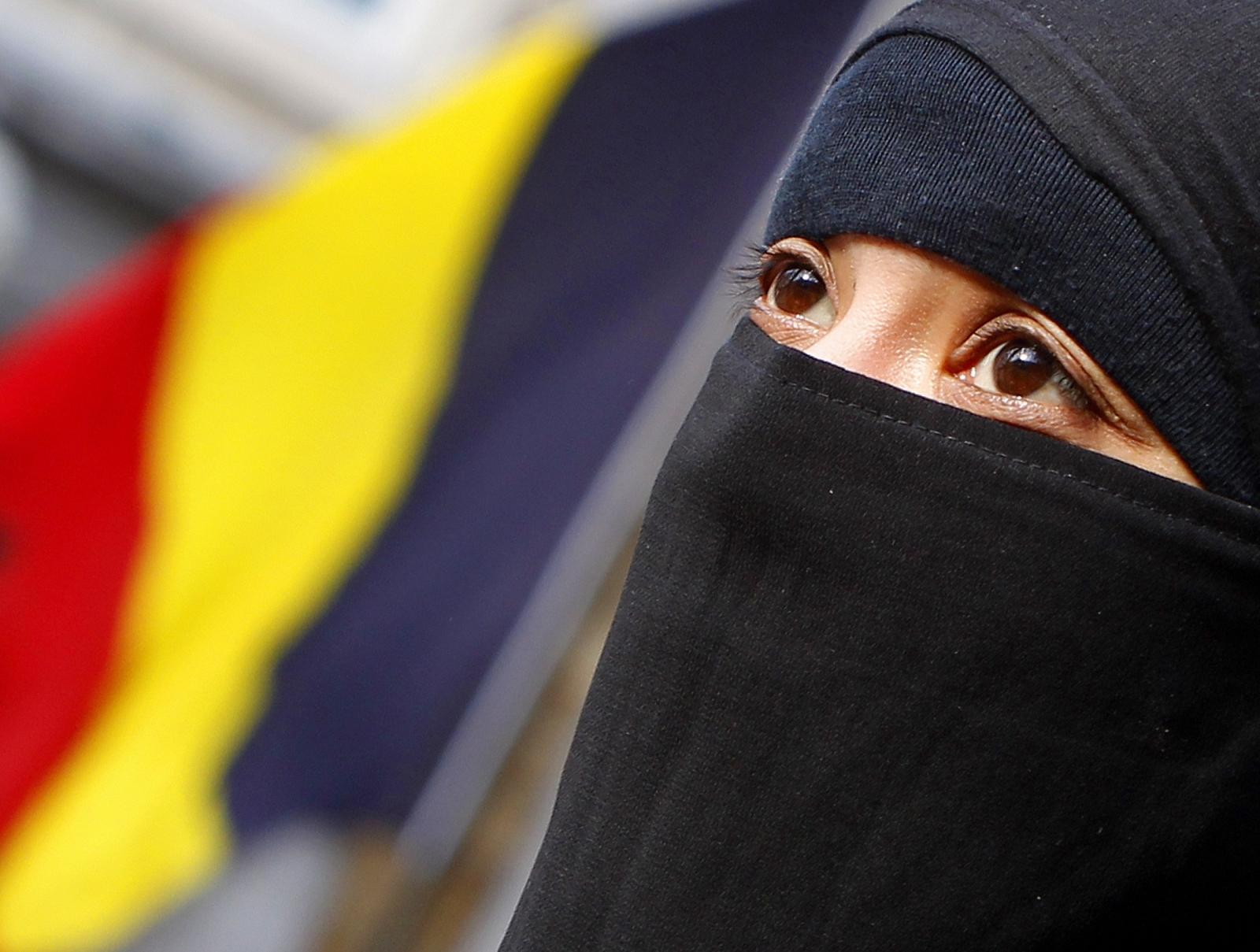 Belgium Muslim Veil