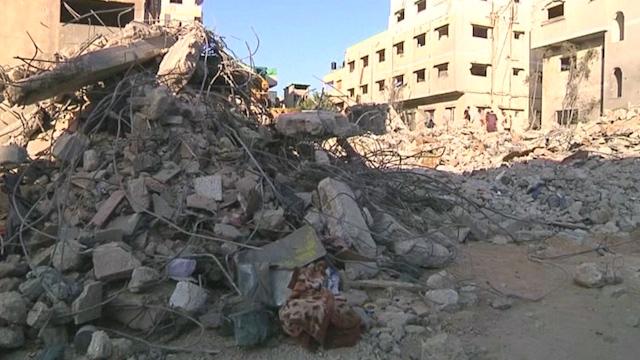 Gaza Strip: 2-Year-Old Girl and Woman Killed in Israeli Airstrike