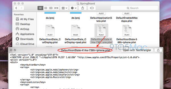 iPhone 6 Display Resolution Revealed in Leaked iOS 8 SDK Files
