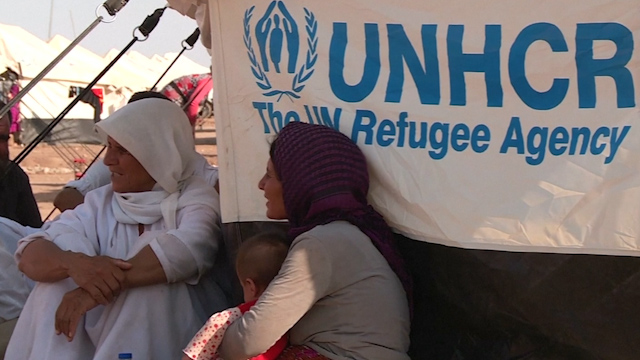 UNHCR: Iraq Refugee Camp Expands to Cope with New Influx