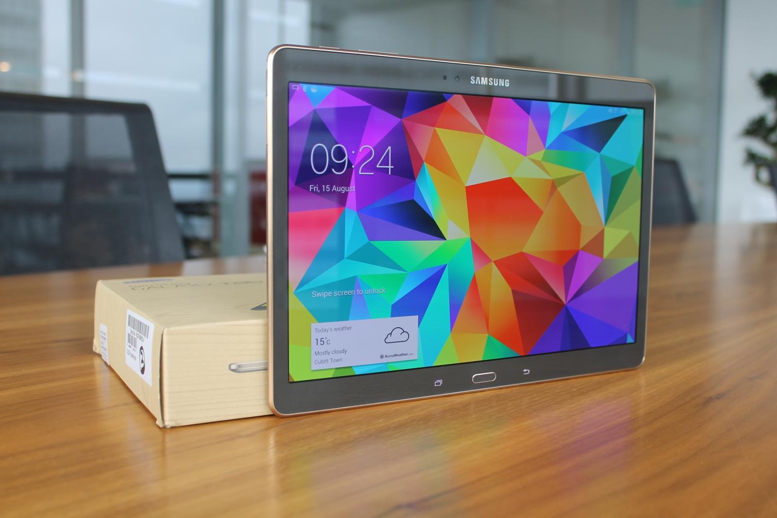 Samsung Galaxy Tab S 10 5 Review The Ipad Killer Is