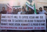 Syria James Foley