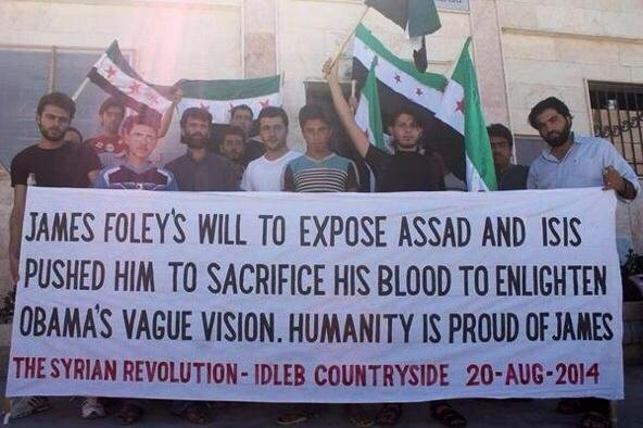 Syria James Foley