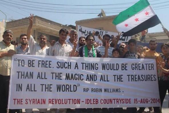 Syria Robin