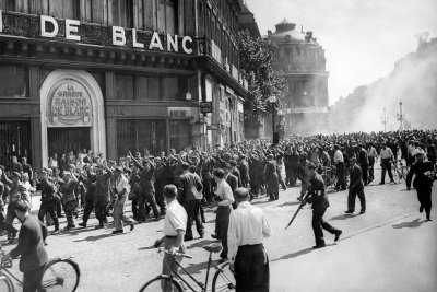 liberation of Paris 1944